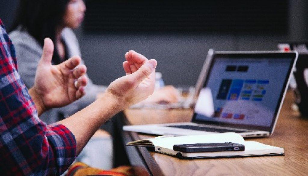 Freelance writer customer communications management